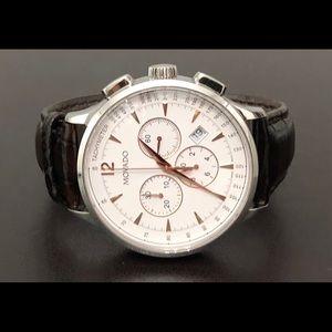 Men's Quartz Watch / Movado Circa